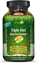 Irwin Naturals Triple-Diet Max Accelerator – Stimulant Free Healthy Weight..