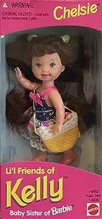 Barbie Li'l Friends of Kelly CHELSIE Doll (1995)