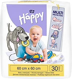 Bella Baby Happy Skötmatta 60 x 60 cm 3,41 kg