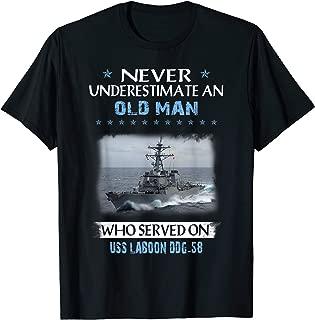 USS Laboon DDG-58 T-Shirt T-Shirt