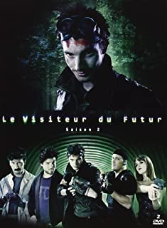 The Visitor from the Future Season 2 Set Le visiteur du futur - Saison 2 The Visitor from the Future - Season Two NON-USA FORMAT, PAL, Reg.0 France