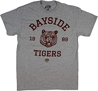Saved By The Bell Shirt - Mens Bayside Tigers Vintage T-Shirt