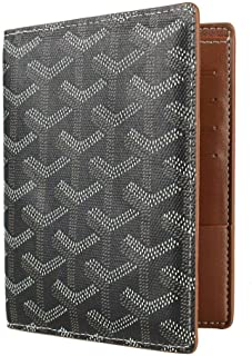 goyard passport cover