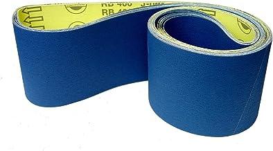 50 x 2000 mm, 10 unidades, grano 180 VSM KK711X Banda de lija