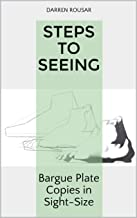 Steps to Seeing: Bargue Plate Copies in Sight-Size