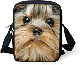 CLOHOMIN Kid Student 3D Animal Mini Cross Body Messenger Bag Phone Purse Wallet