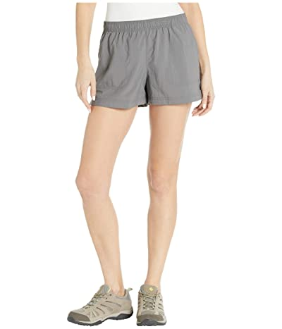 Columbia Sandy Rivertm 3 Shorts (City Grey) Women