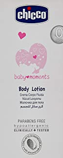 Chicco Baby Moments Body Lotion, 200ml