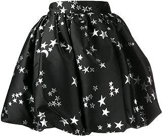 P.A.R.O.S.H. Luxury Fashion Womens D620349813 Black Skirt | Fall Winter 19