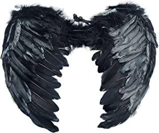 feather costume wings