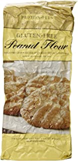 Protein Plus, Roasted All Natural Peanut Flour, 32 oz (907 g), 2 Pack