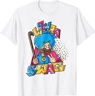 Wakhra Swag Cool Punjabi Style T-shirt