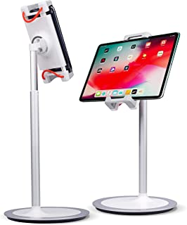 Sponsored Ad – Aurla Phone Holder, Tablet Holder, 360 Angle Adjustable Phone Stand for Desk, Compatible with 4.7 inch to 1...