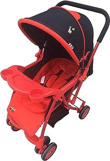 Kiko Luxury Baby Stroller (0+), 23-1542-R