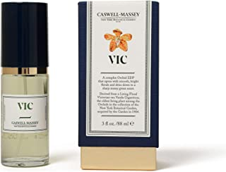 Caswell-Massey New York Botanical Garden Vic Men's Perfume - Fragrance With Masculine Scent, 88 ml