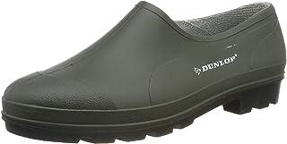 Dunlop Jardinage Chaussure, Sabot, Galoches Imperméable à l'eau Unisexe Tailles 3-11 UK - Vert, FR 39.5