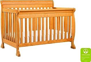 davinci kalani honey oak crib