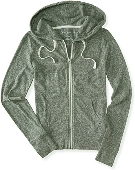 Aeropostale Womens Fz Fleece Jacket