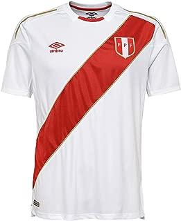 Umbro Peru Home Men's Soccer Jersey Copa America 2019