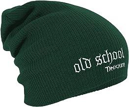 Fan-O-Menal Textilien Longbeanie Gorro Tejido Oldschool Trucker 55408