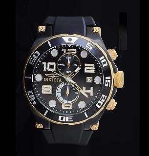 Invicta Men's 15396 Pro Diver analog Display Quartz Chronograph Black Watch