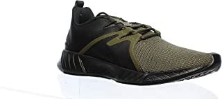 Reebok Mens Fusium Run 2.0 Green Running Shoes Size 8