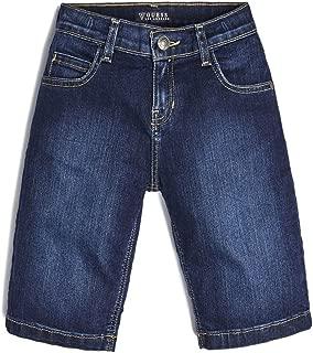 GUESS Boys' Classic Denim Shorts