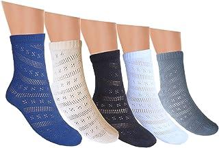 JHosiery, Calcetines de uso diario para mujer con costura plana