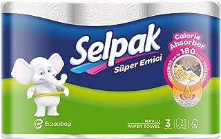 Selpak Kitchen Calorie Absorber 3Rolls
