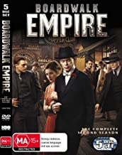 Boardwalk Empire Season 2   5 Discs   NON-USA Format   PAL   Region 4 Import - Australia