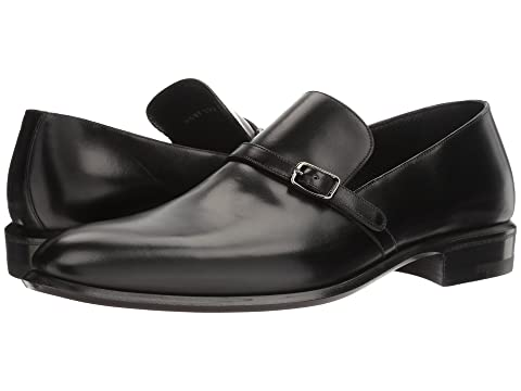 a. testoni Lux Calf Slip-On Loafer