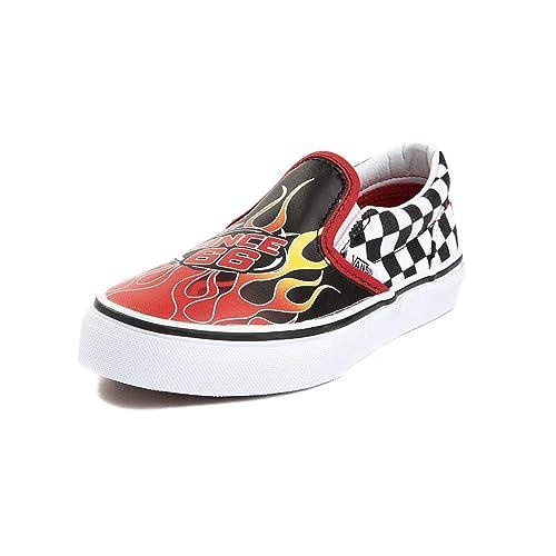 7672a7b5fa Vans Shoes for Kids  Amazon.com