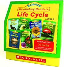 Scholastic Classroom Resources Science Vocabulary Readers, Life Cycles (SC501597)