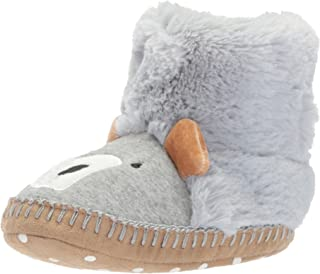Hanna Andersson Kids Girl's and Boy's Shearling Slipper