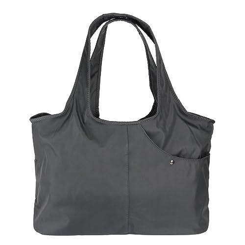 24b2563c50 ZOOEASS Women Fashion Large Tote Shoulder Handbag Waterproof Tote Bag  Multi-function Nylon Travel Shoulder