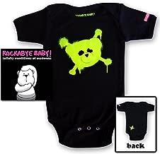 Rockabye Baby! Lullaby Renditions of Madonna + Organic Baby Bodysuit (Green)
