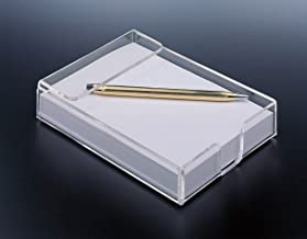 acrylic note holder