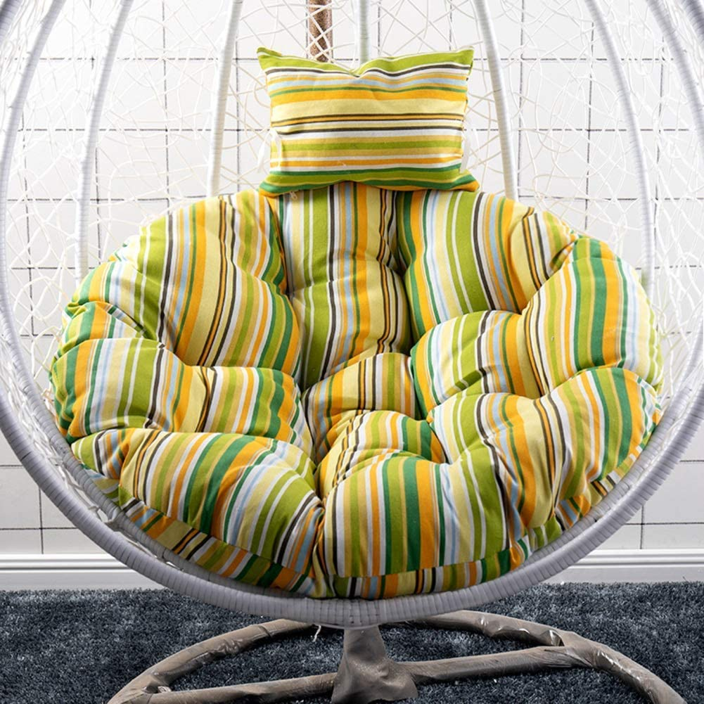erddcbb Hanging Egg Hammock Chair Philadelphia Mall Sink Cushions Without 40% OFF Cheap Sale In Stand