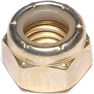 "Pick Quantity 7//16/""-20 Grade A Nylon Insert Hex Jam Lock Nuts Zinc FINE Nylok"