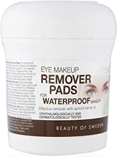 Depend Eye Makeup Remover Pads - 100 Pieces