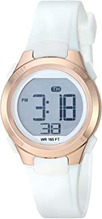 Women's Digital Chronograph Resin Strap Watch