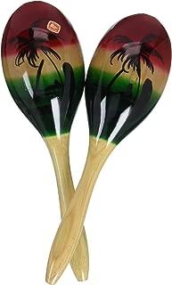 Westco Medium Wood Maracas Musical Instrument Toy