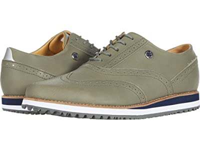 FootJoy Sport Retro (Olive) Women