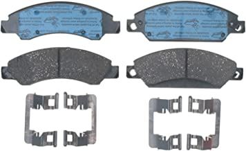 ACDelco 17D1092CH Professional Ceramic Front Disc Brake Pad Set