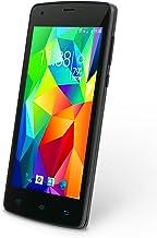"Slide Dual Sim 4.5"" Android 6, Unlocked Smartphone, Quad Core 1GHz Processor, 8GB Storage, Nationwide 4G LTE - Black (SP4514)"