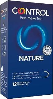 comprar comparacion Control Preservativos Nature - Caja de condones, gama placer natural, lubricados, perfecta adaptabilidad, sexo seguro, 12 ...