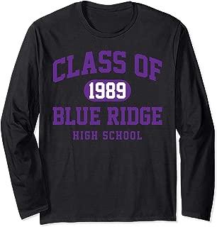 Blue Ridge High School Alumni Yellow Jackets Pinetop AZ Long Sleeve T-Shirt