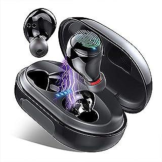 Auriculares Inalámbricos, Motast Auriculares Bluetooth 5.0 IP8 Impermeable 150H Playtime 3500mAh Cascos Inalámbricos Auric...