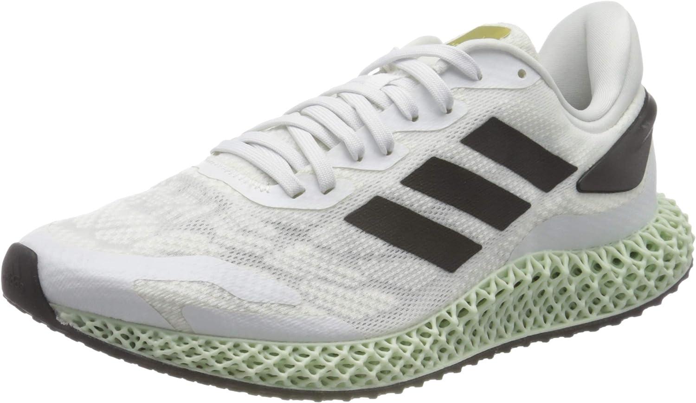 adidas 4d Run 1.0, Zapatillas para Correr de Diferentes Deportes Hombre, 48 EU