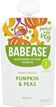 Babease Stage 1 Pumpkin & Pea 100g (Pack of 8)